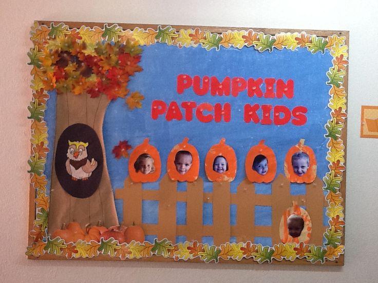 Preschool Classroom Fall Decorations : Best bulletin boards thanksgiving images on pinterest