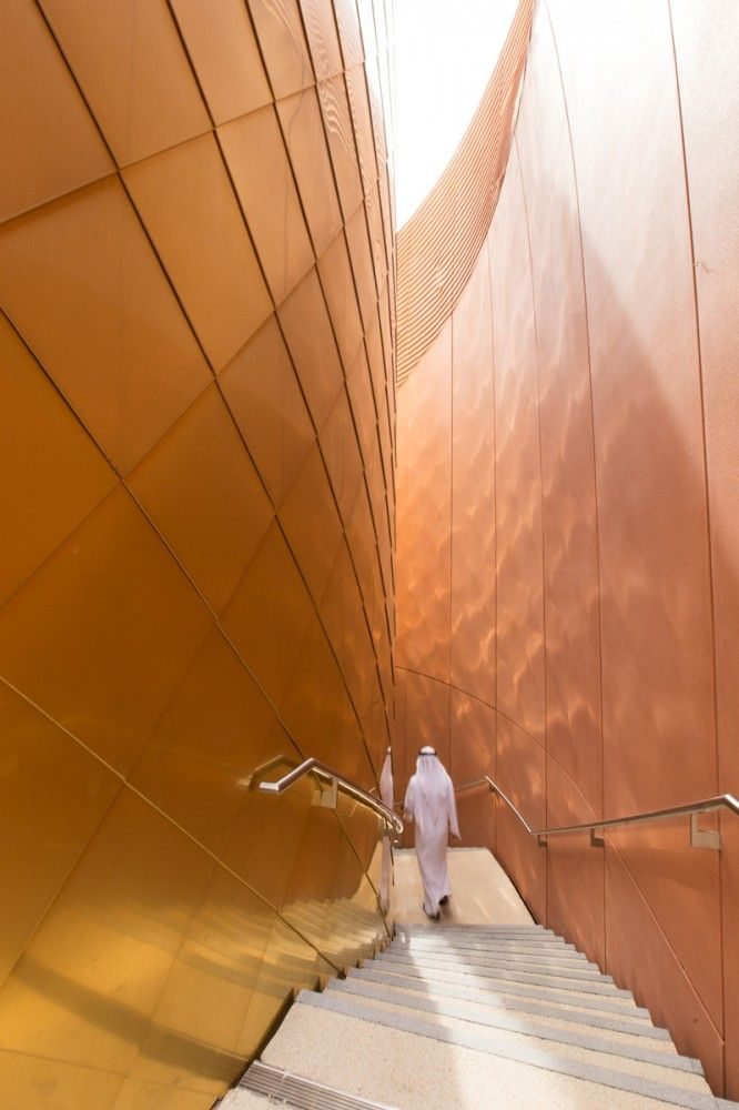 Architecture UAE Pavilion – Milan Expo 2015 / Foster + Partners. #architecture