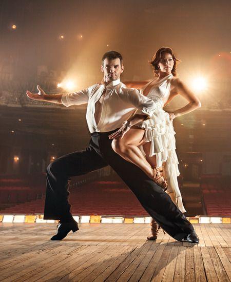 ballroom dancing very graceful