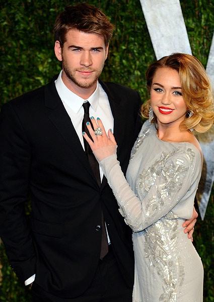 El actor Liam Hemsworth, novio de Miley Cyrus, es el nuevo ídolo adolescente