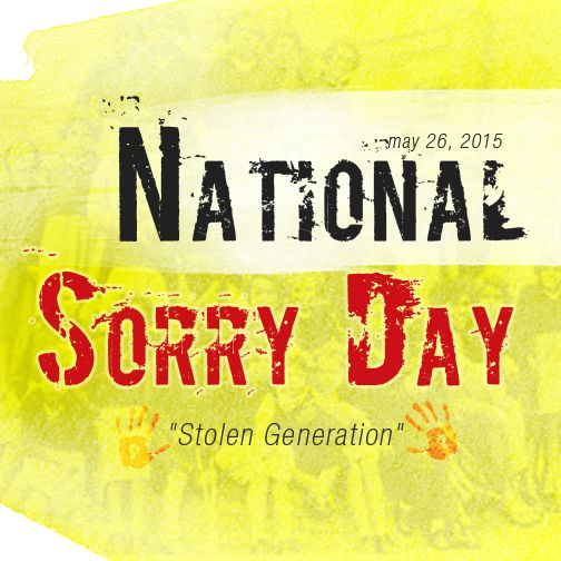 #NationalSorryDay - Respect Stolen Generation