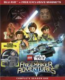Lego Star Wars: The Freemaker Adventures - Complete Season One [Blu-ray], 13981000