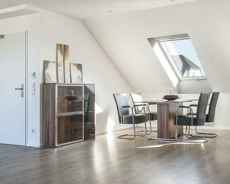 14 besten Ideen für Deine Wohnung im Dachgeschoss mit Dachschrägen