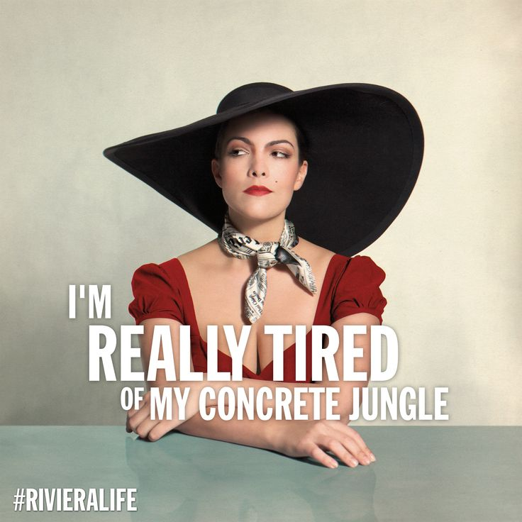 Are you too? ;-) #Rivieralife