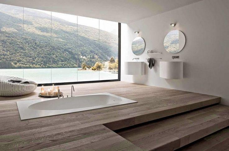 Les 25 meilleures id es de la cat gorie trompe l oeil for Bambou salle de bain sans fenetre