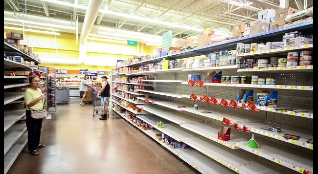11 Things to Get When You Run to the Store for Emergency Hurricane Supplies | The Weather Channel