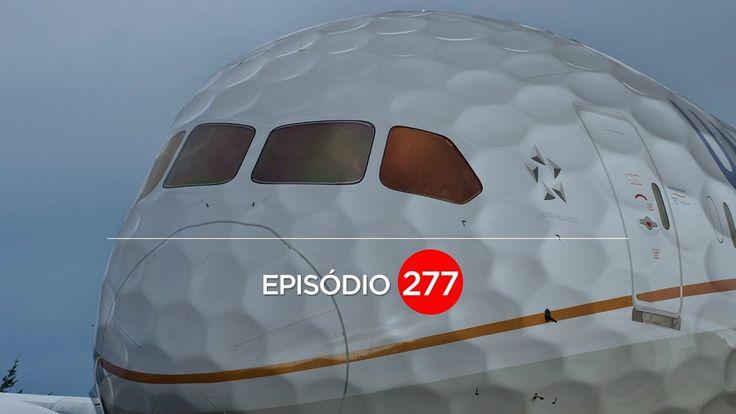 Liked on YouTube: POR QUE O AVIÃO NÃO É IGUAL A BOLA DE GOLFE? EP #277