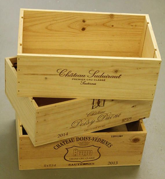 Wood Wine Crates Non Standard 6 12 Bottle Sizes 375ml Wine Crate Wine Box Crates
