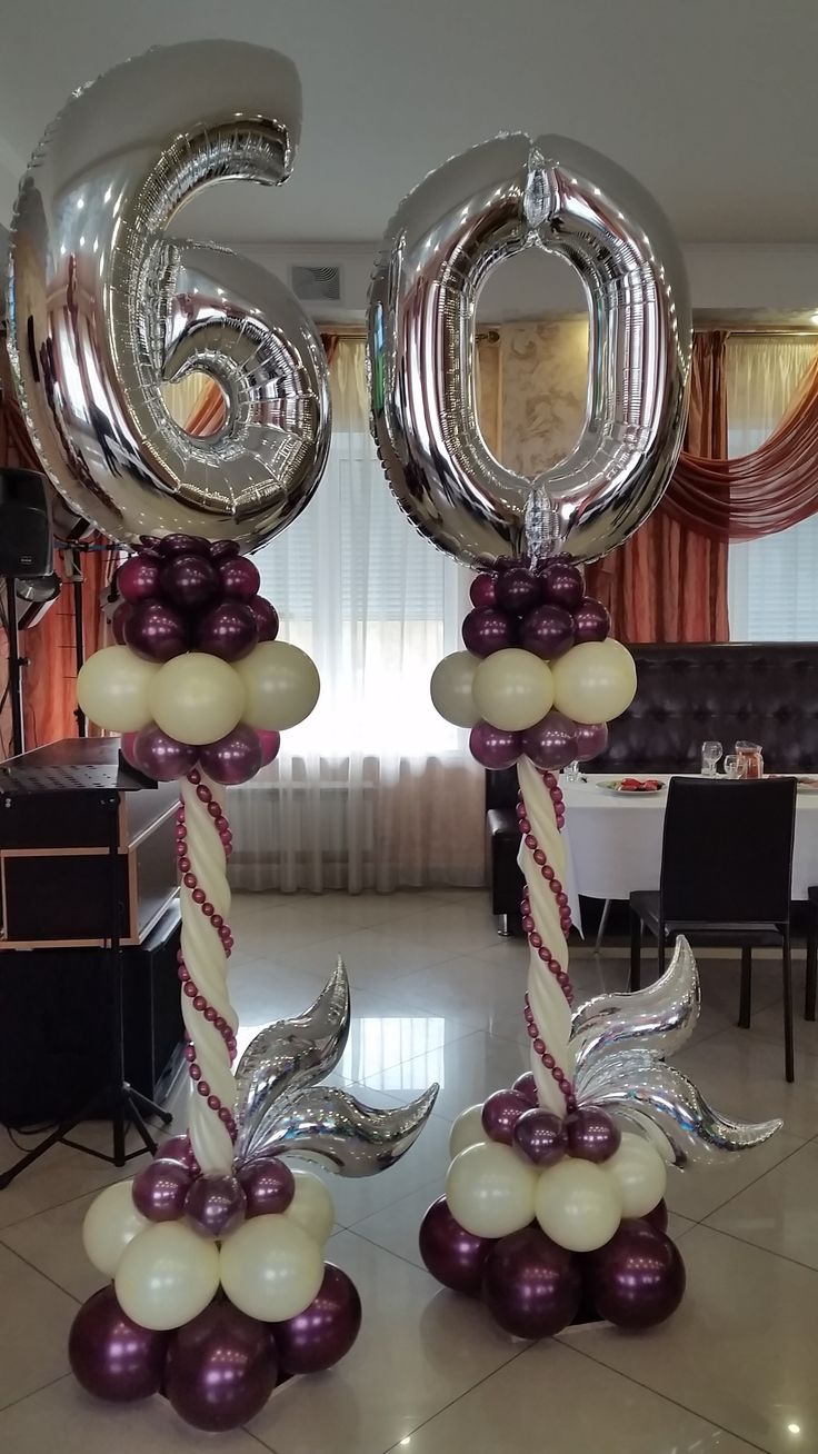Best 25 masquerade party centerpieces ideas on pinterest - Decoracion con globos 50 anos ...