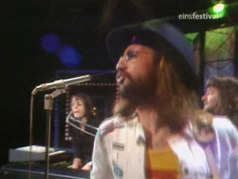 Manfred Mann's Earth Band - Blinded By The Light TOTP 23-09-1976/ great song!