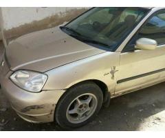 Honda civic 2001 for sale in good price