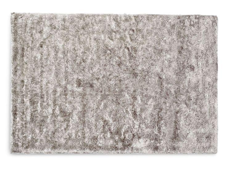 Langhaar- rechteckiger Teppich DOWNY by Calligaris