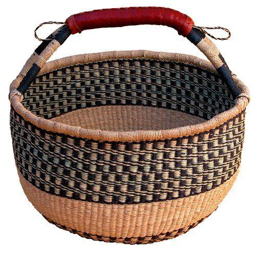 African Woven Baskets: 1000+ Ideas About Market Baskets On Pinterest