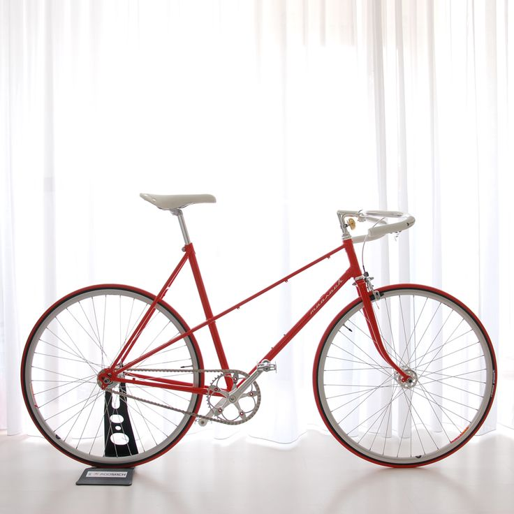 Ballroom - Vintage ladies bike, exceptional design - Moosach Bikes