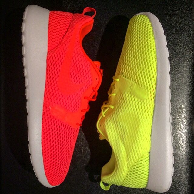 Nike Rosh One fluo