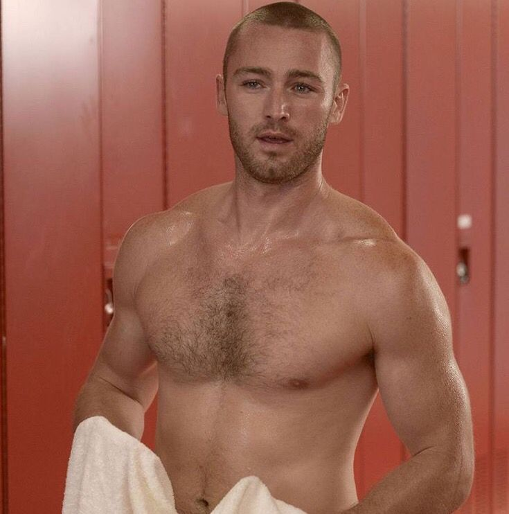 Jake McLaughlin as Ryan Booth. Quantico. This delicious man makes the show.