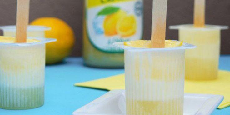 recette esquimau maison citron