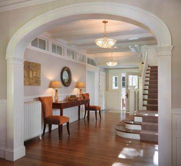 20 best internal windows images on pinterest interior - Archway designs for interior walls ...