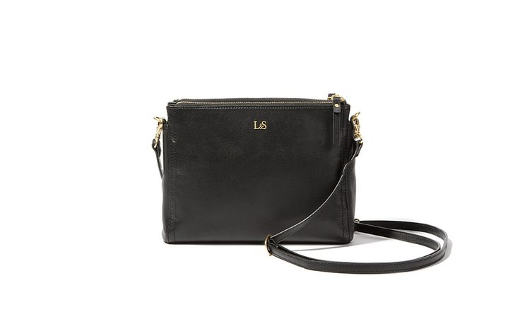 Just bought this on sale--can't wait for it to get here!! The Pearl - Convertible Leather Crossbody Bag - Lo