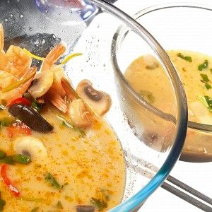 Суп том-ям-кунг, пошаговый рецепт с фотографиями – тайская кухня: супы. «Афиша-Еда»