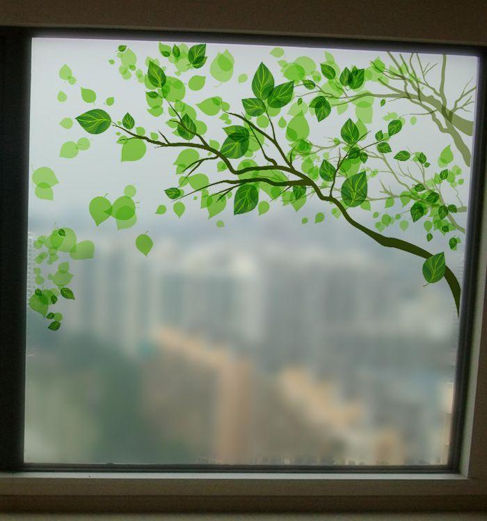 2016 окно съемный колеровочной матовое витраж фильм наклейка конфиденциальности клейкая пленка для спальня купить на AliExpress