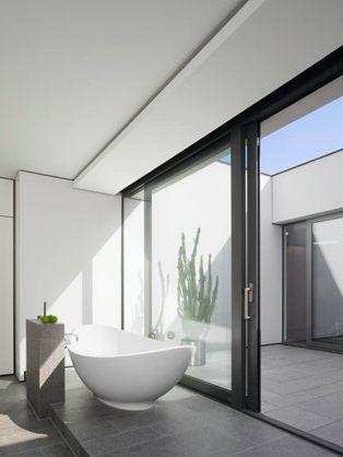 ... Alexander Brenner Architekten   Haus Heidehof