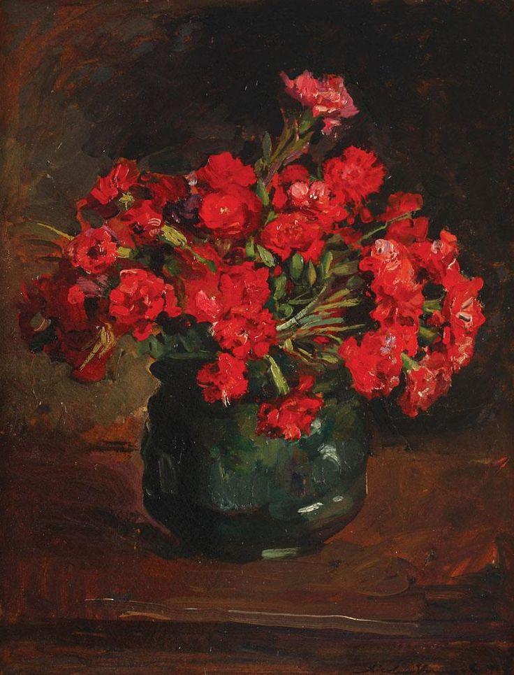 Nicolae Vermont | Romanian Realist painter