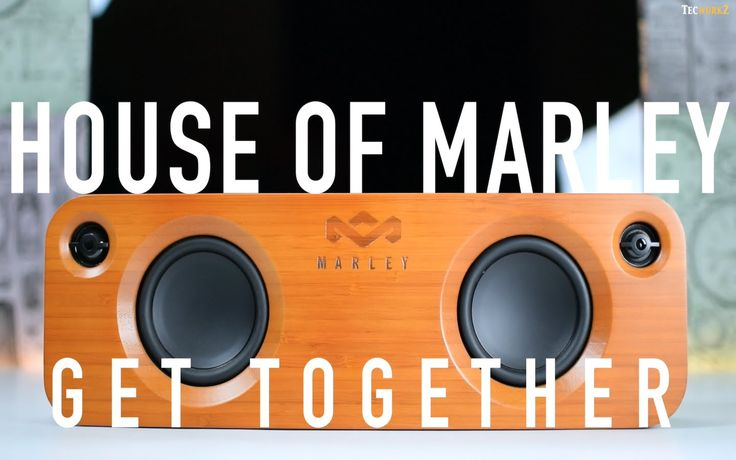 Full Review of the House Of Marley Get Together Bluetooth Speaker
