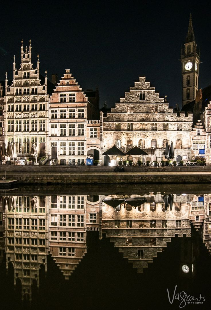 A Different Nightlife In Ghent Belgium Belgium Travel Europe And Beautiful Places