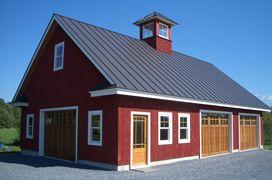 Timber Frame Homes and Barns, New England Timber Framer Green ...