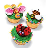 Buggy Cup Cakes