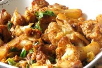 Creamy Cauliflower Curry