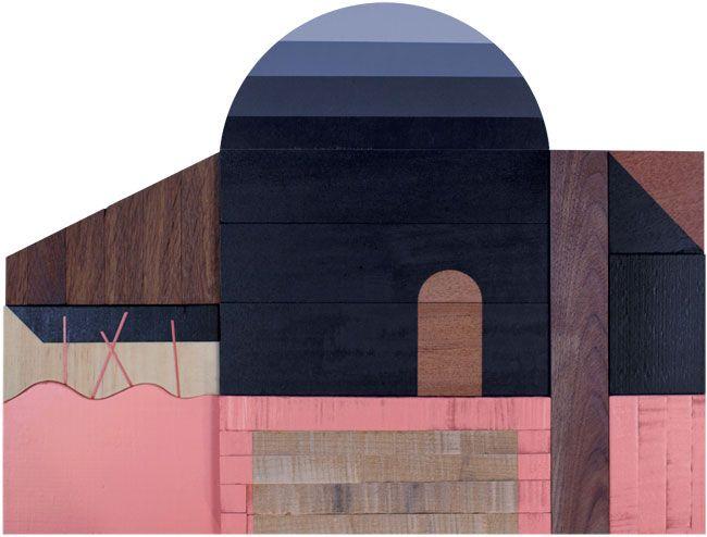 architectural art by drew tyndell