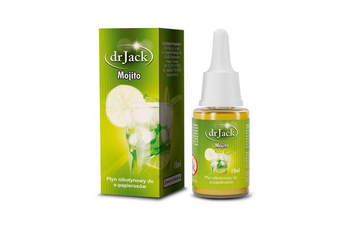 Liquid dr Jack 10 ml - Mojito Zapal-E