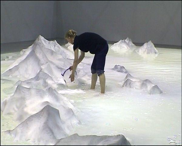 SCULPTURE: Mariele Neudecker, paysages atmosphériques