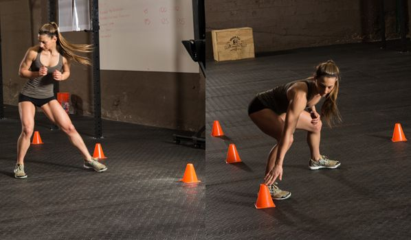 6 exercises to improve agility, Improve your game play, fitness and mental attitude