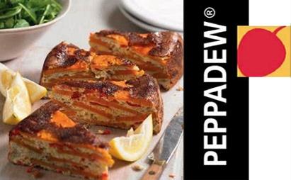 Sweet Potato and Peppadew® Tortilla