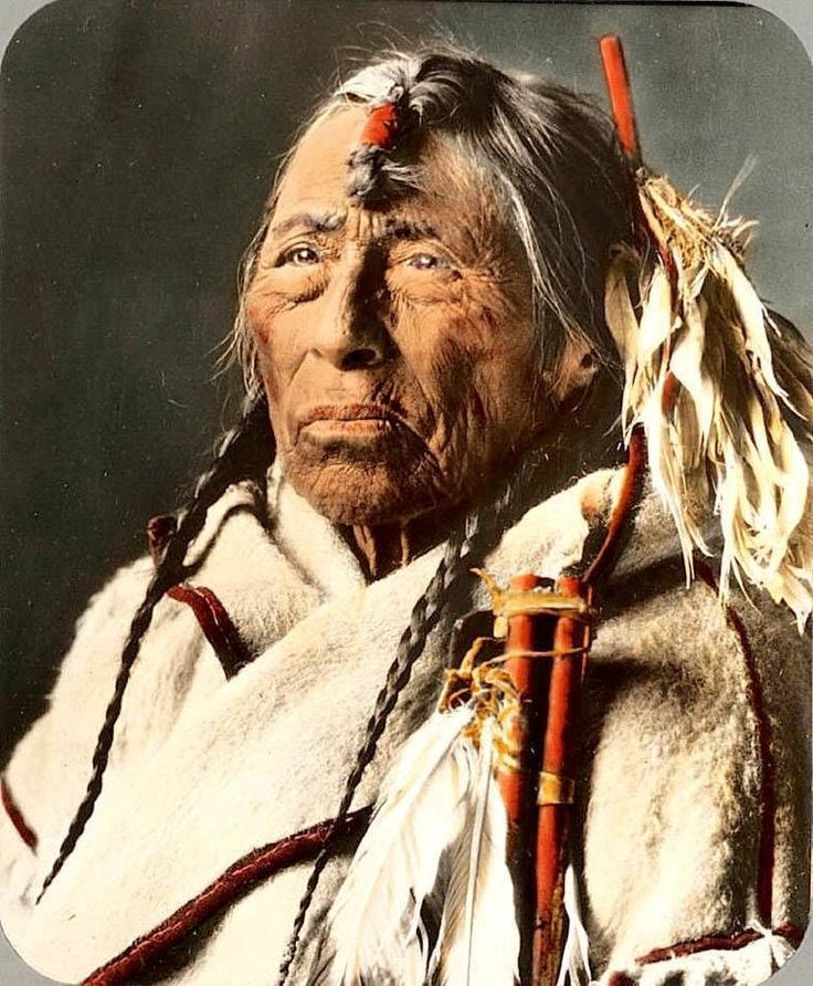 Eagle Arrow, Blackfoot, - early 1900's                                                                                                                                                                                 More