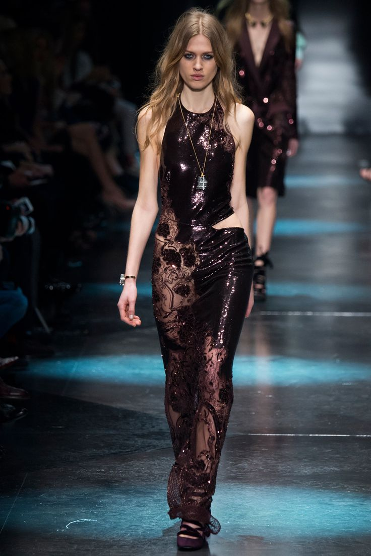Roberto Cavalli - Fall 2015 Ready-to-Wear - Look 45 of 54