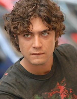 "Riccardo Scamarcio  Born -November 13, 1979 in Andria, Puglia, Italy  ""Engaged"" to Valeria Golino since 2006  Nickname - Ricky"