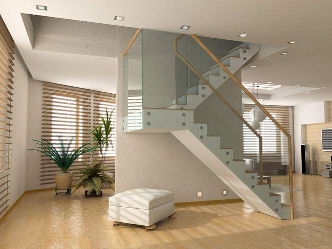 дизайна лестницы на второй этаж