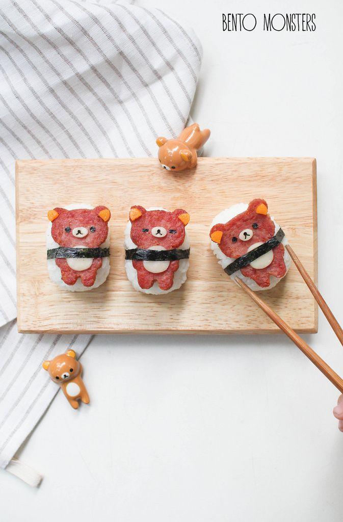 Rilakkuma & Kiiroitori Sushi
