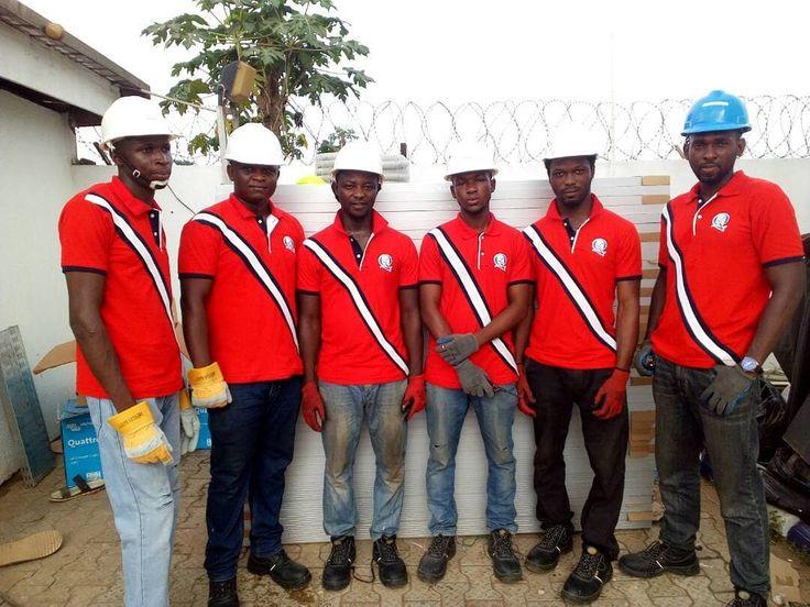 Team Alpha Ready to Install #SolarEnergy #SolarPower #energy #QuantumxEnergy #RenewableEnergy