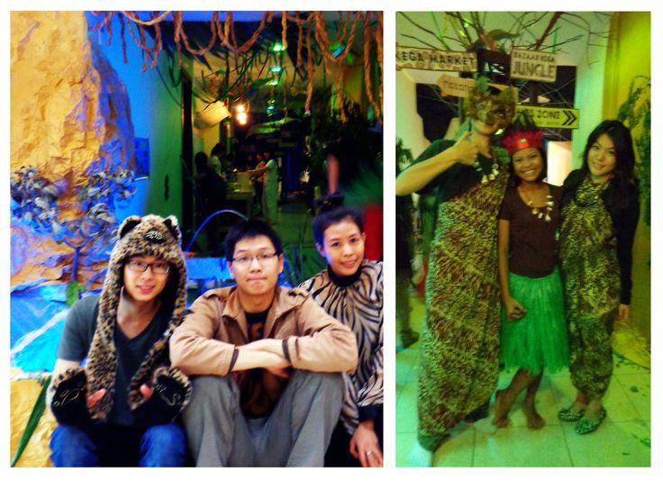 2013 Bazaar KEGA idea : The Jungle Part 2