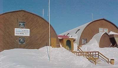 hotels nunavut canada