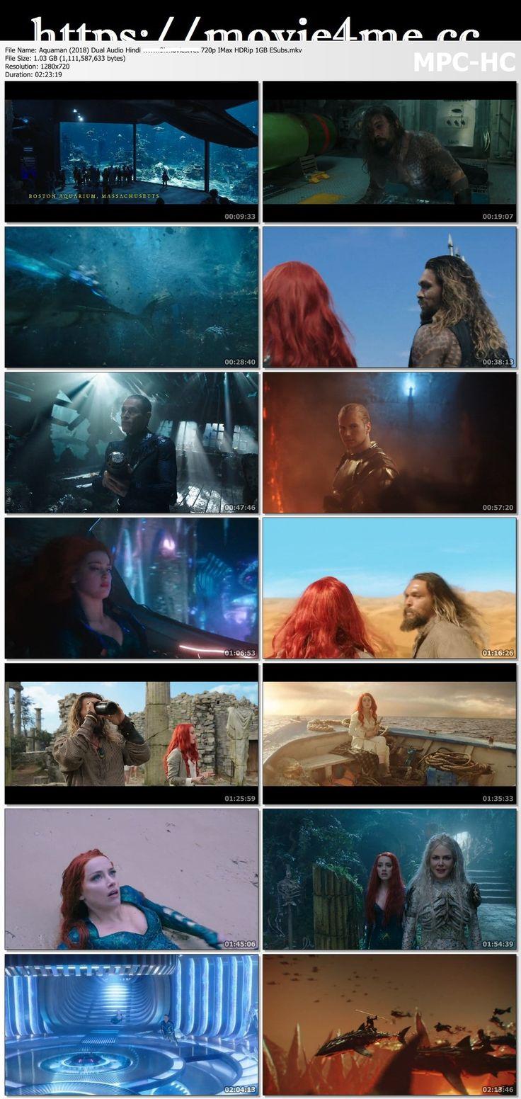 Aquaman 2018 Hindi 480p 720p Aquaman 2018, Aquaman, Hd