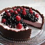 Liivatteeton kuningatar-kakku