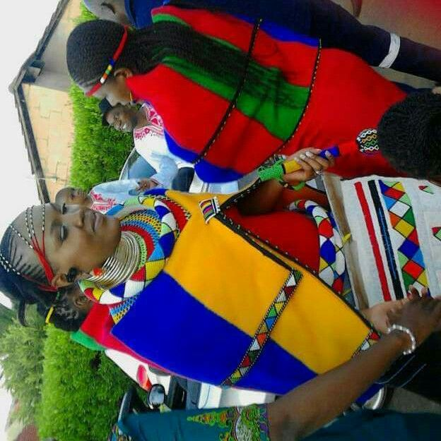 Ndebele Modern Wedding Dress : Best images about ndebele on traditional