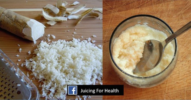HOW TO EAT HORSERADISH FOR EFFECTIVE PAIN RELIEF, SINUS REMEDY AND CANCER PREVENTION