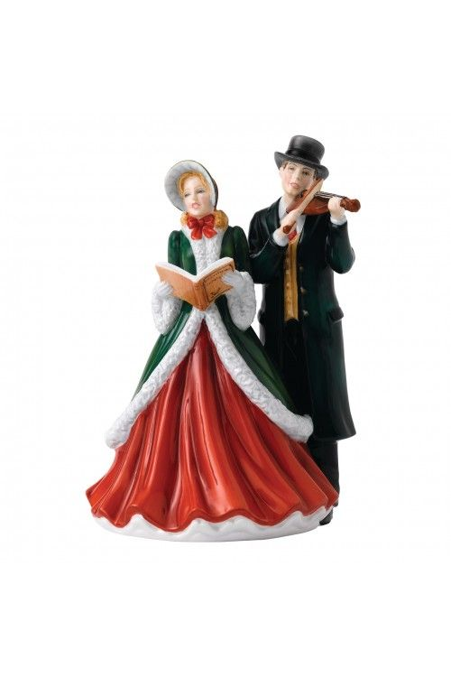 ROYAL DOULTON Hark! the Herald Angels Sing at Waterford Wedgwood Royal Doulton, Tanger Outlets, San Marcos, TX or call 1-800-203-4540 or 512-396-4025.  We ship.